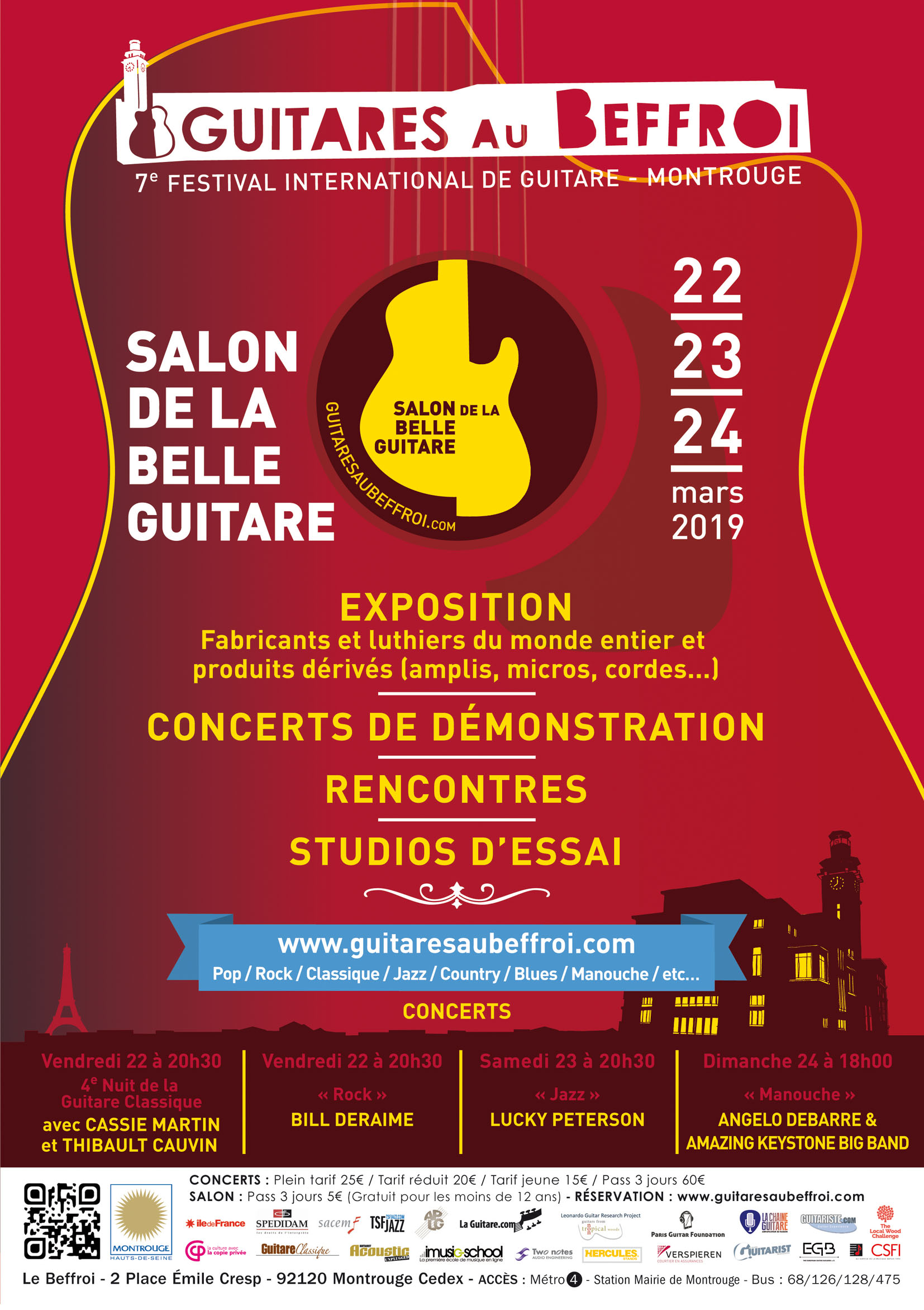 rencontres luthiers 2019